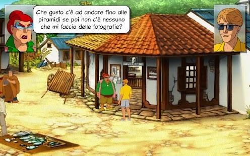 Broken Sword 2 : Italiano