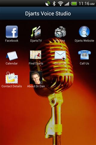 Djarts Studio App