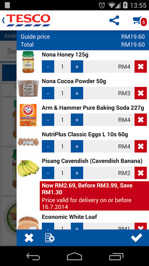 Tesco Online Malaysia Android Apps On Google Play