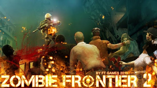 Zombie Frontier 2:Survive Screenshot 17