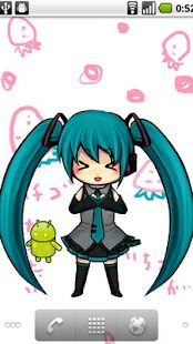 MikuLiveWallpaper- screenshot thumbnail