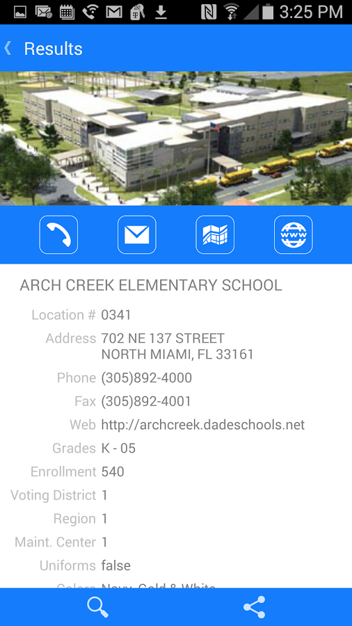 Dadeschools Mobile- screenshot