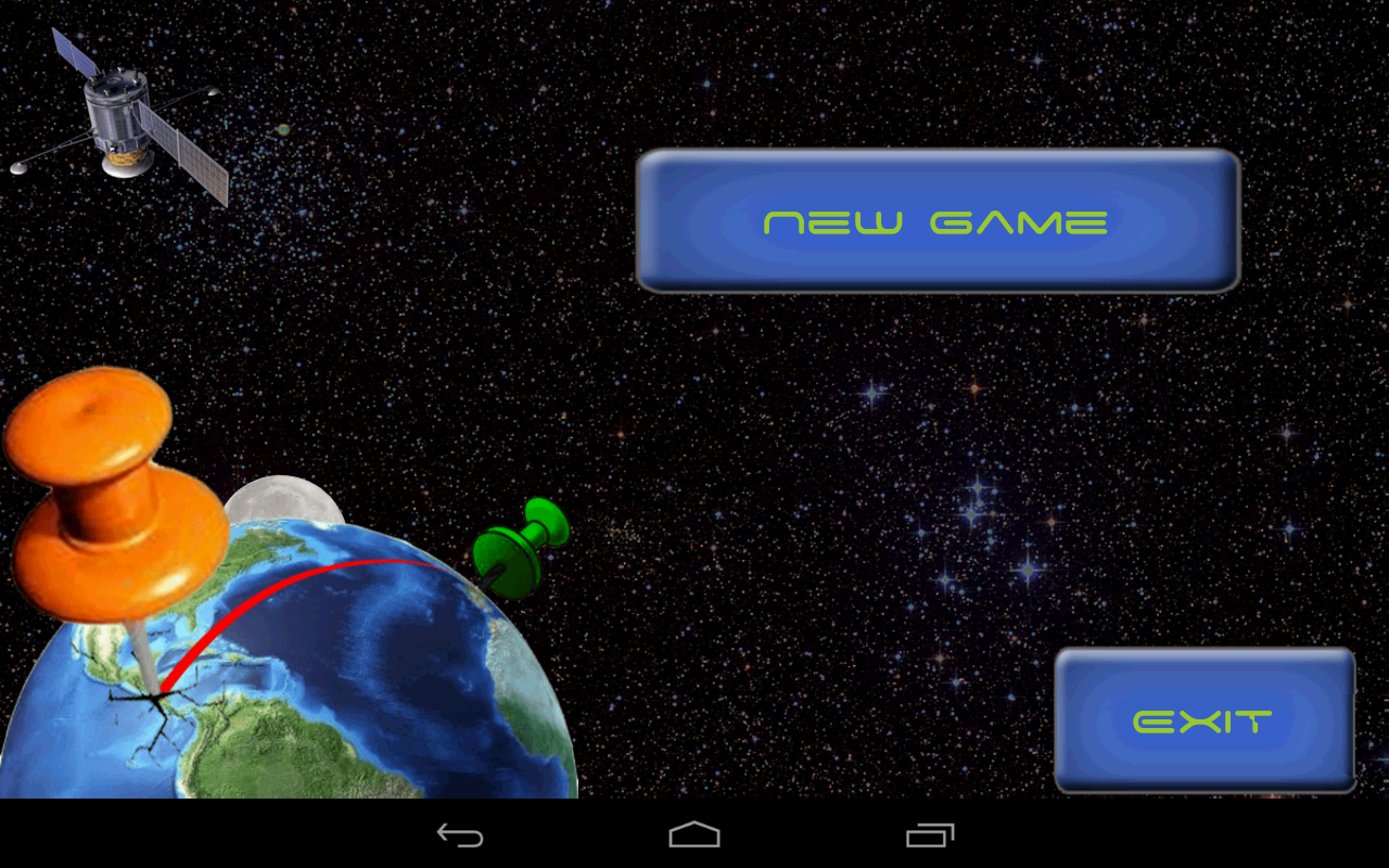 Where's? Geography Game FREE - screenshot