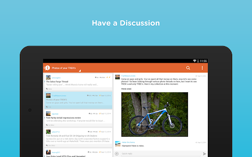 Tapatalk - Forums & Interests Screenshot 7