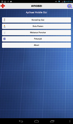 Aplikasi Penilaian Status Gizi