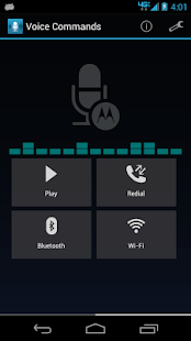 Voice Commands - screenshot thumbnail