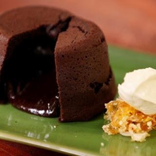 Chocolate Fondant.