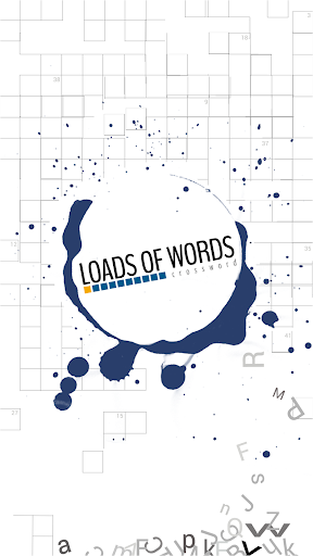 Crossword: Loads of Words