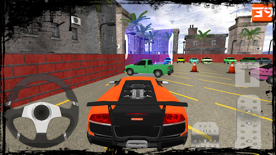 Sport Drift Park screenshot