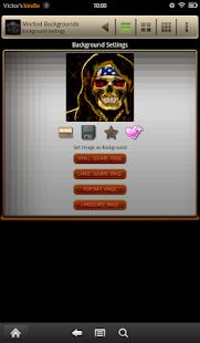 Morbid Backgrounds (Full) - náhled