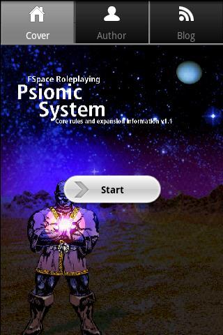 FSpaceRPG Psionics v1.1
