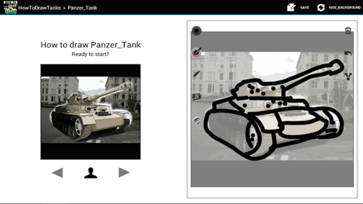 HowToDraw Tanks