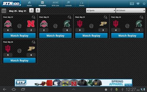 BTN2Go Tablet - screenshot thumbnail