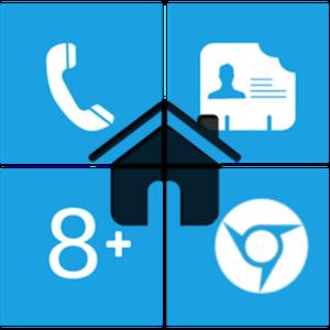 Home8+ like Windows 8 Launcher v3.5 Apk Full App