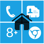 Home 8+ like Windows8 Launcher v3.9.0 build 88
