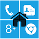 Home 8+ like Windows8 Launcher v3.0