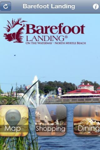Barefoot Landing- screenshot