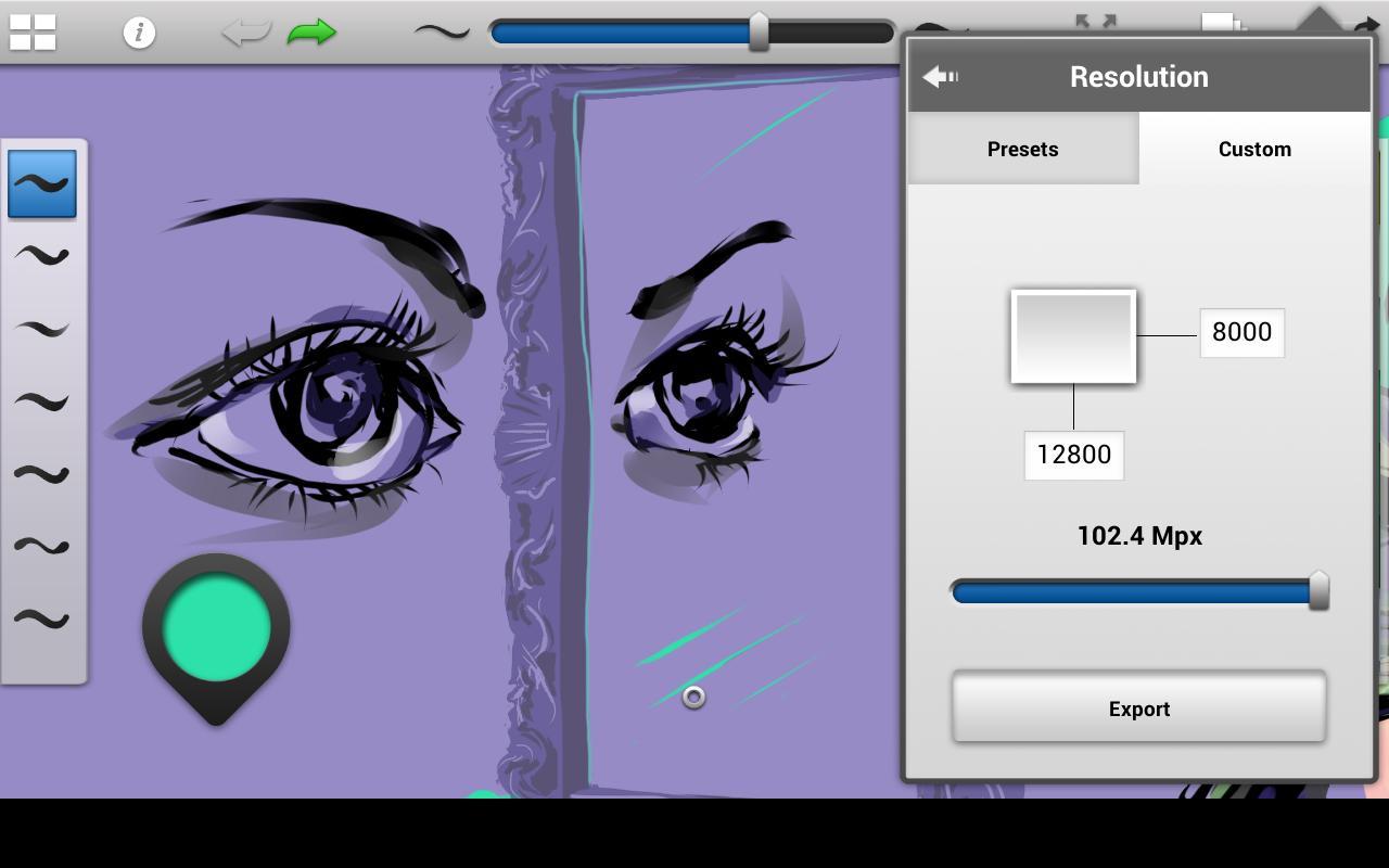 SketchBook Ink screenshot #4