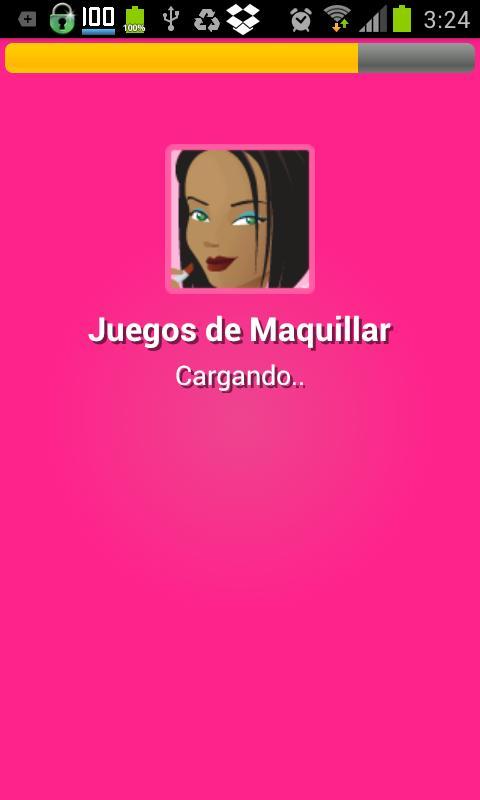 Juegos de Maquillar - screenshot