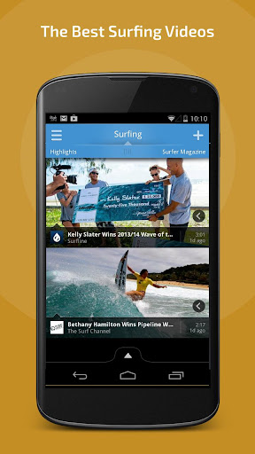 Surf - Watch Surfing Videos