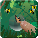 Tap tap butterfly - Free game icon
