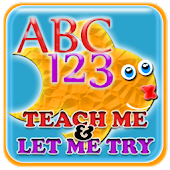 Teach & Try: ABC & 123