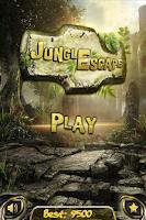 Screenshot of Jungle Bird Fly Escape Venture