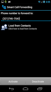 Smart Call Forwarding- screenshot thumbnail