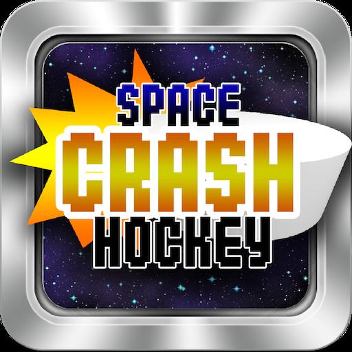 宇宙無敵氣墊球 Space Crash Hockey LOGO-APP點子