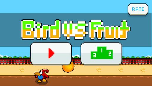 Bird vs Fruit