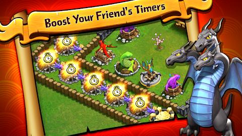Battle Dragons:Strategy Game Screenshot 9