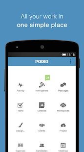 Podio - screenshot thumbnail