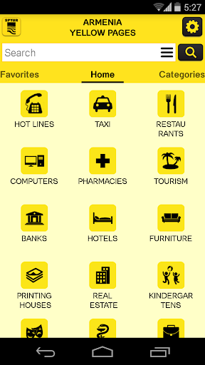 Armenia Yellow Pages
