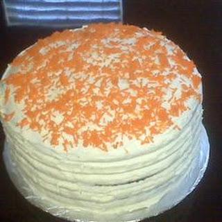A Plus Carrot Cake.