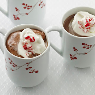Super-Rich Peppermint Stick Hot Chocolate