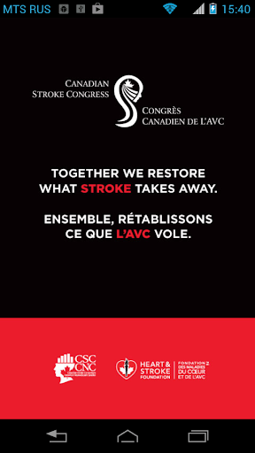2014 Canadian Stroke Congress