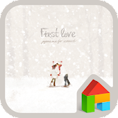 FirstLove dodol launcher theme
