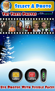 Photo talks Christmas- screenshot thumbnail