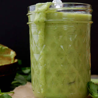 Green Goddess Salad Dressing.