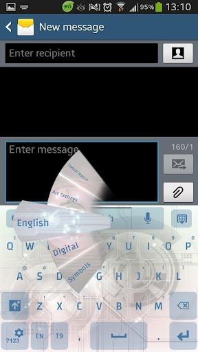 高科技键盘