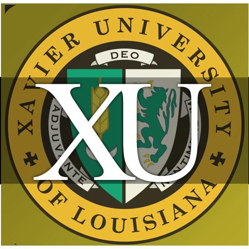 Xavier University of Louisiana LOGO-APP點子