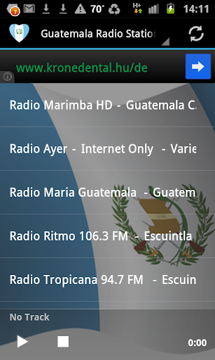 Guatemala Radio Music News