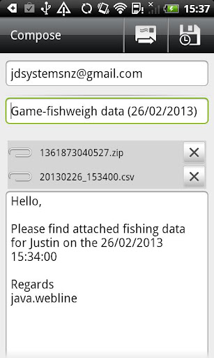 【免費運動App】Gamefish-Weigh-APP點子