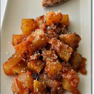 Stewed Potatoes.
