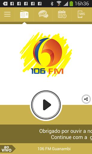 106 FM Guanambi