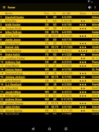 Hawkeye Football Schedule Screenshot 6