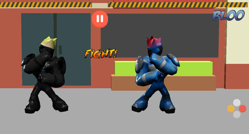 Robo Fists Robot Fighting 3D