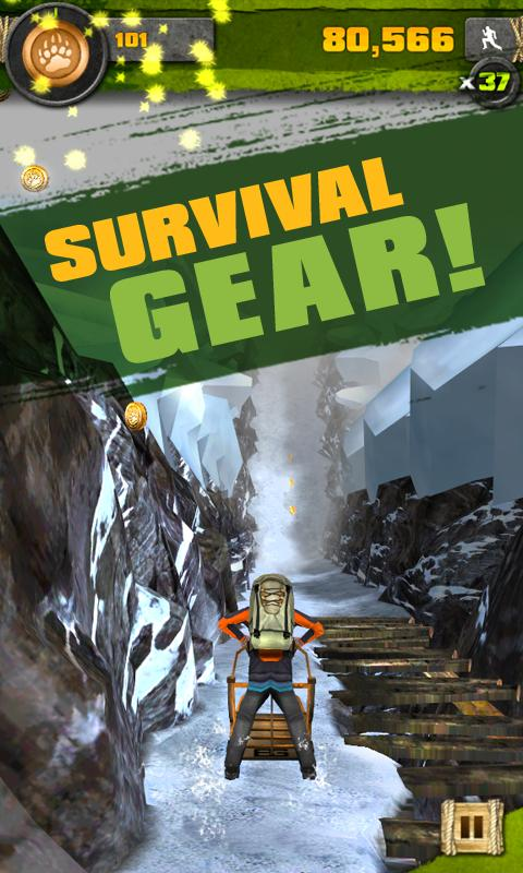 Survival Run with Bear Grylls - screenshot