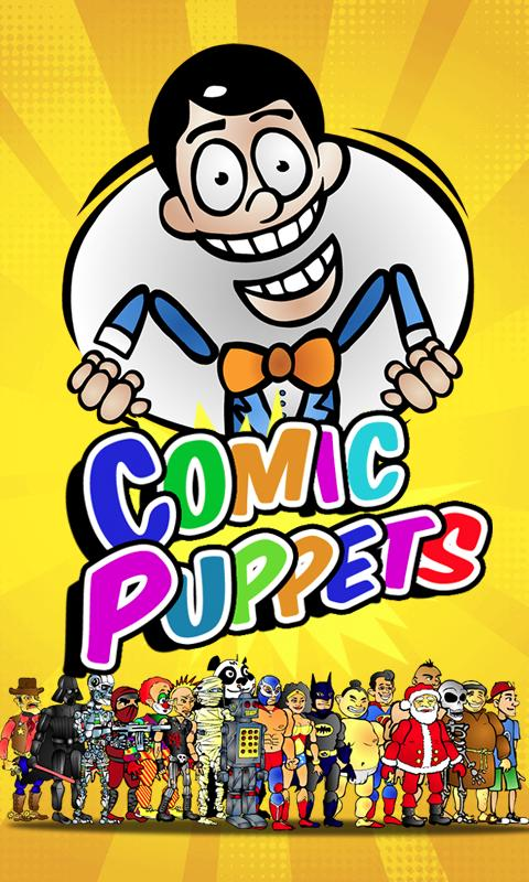 Comic Puppets Lite - screenshot