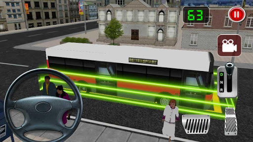 市内バスシミュレータ3D